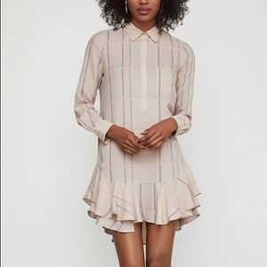 NEW Plaid Print Dress | BCBG